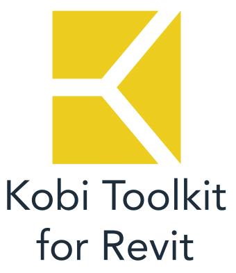 Kobi Toolkit for Revit